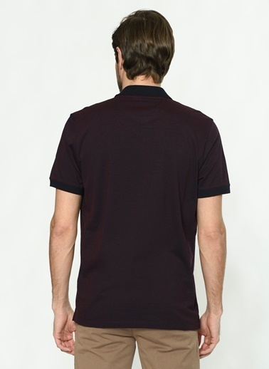 Beymen Business Comfort Fit Jakarlı Tişört 4BX482020003 Lacivert